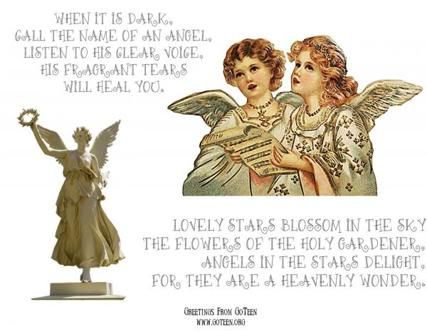Angelical Greeting