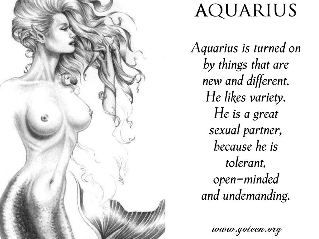 Turn An Aquarius On