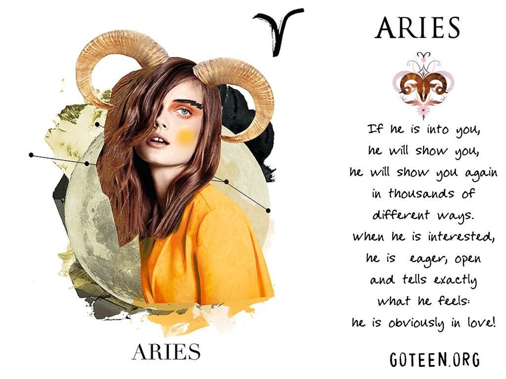 How Will Aries Court You