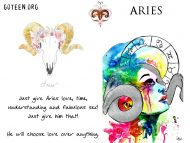 Aries Is All About Love