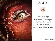 Aries – Emotions