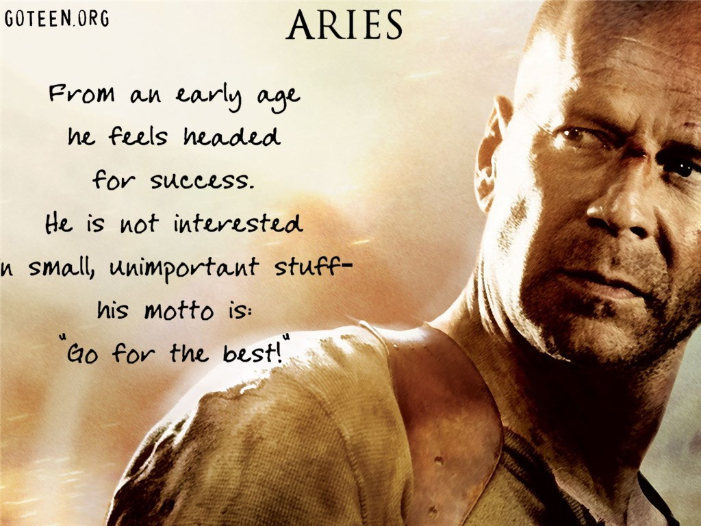Aries And Success