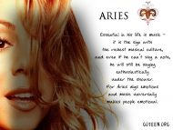 Aries And Music