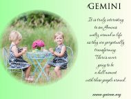 Gemini and Change