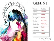 Gemini Qualities