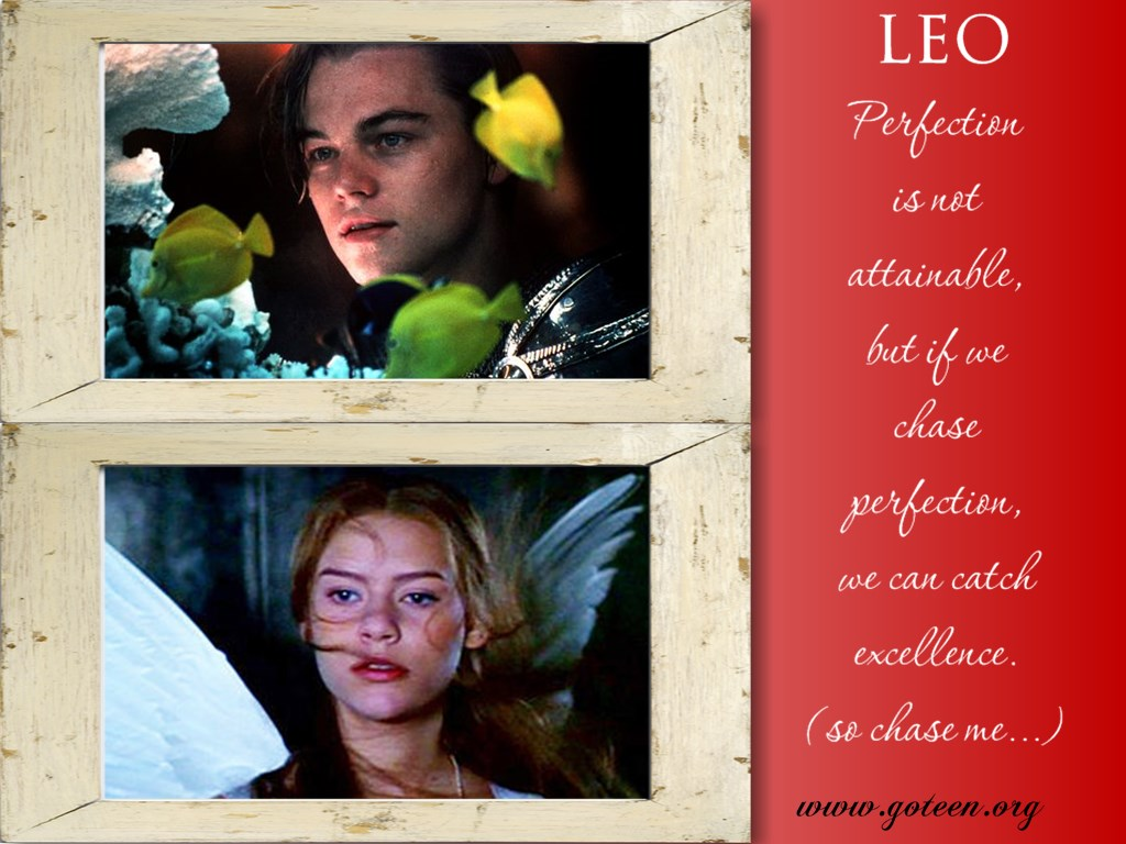 Leo And Perfection