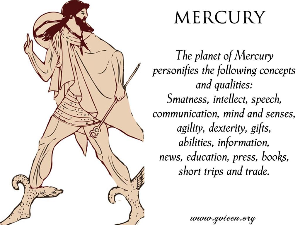 Mercury Qualities