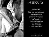 Mercury Means