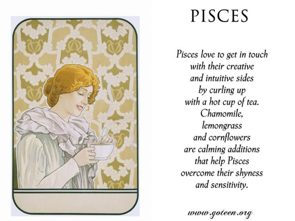 Pisces And Tea