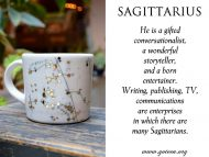 Sagittarius And Communication