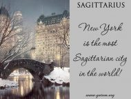 Sagittarian New York