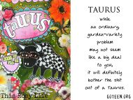 Taurus And Trouble