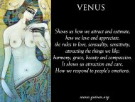 Venus Shows Us