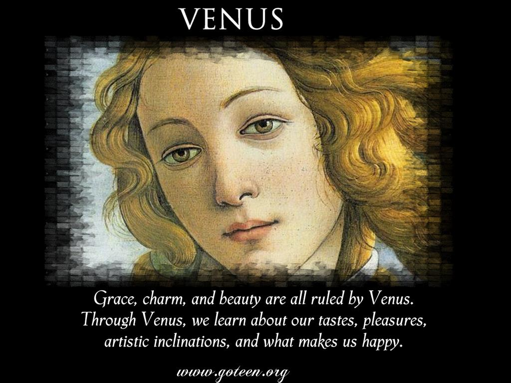 Venus Qualities