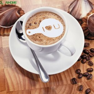 Cappuccino Mocha Latte Decoration - Click on the Picture to buy.