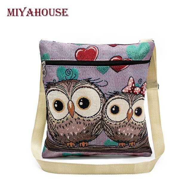 Miyahouse-Cute-Owl-Printed-Canvas-Crossbody-Shoulder-Bags-Summer-Female-Casual-Canvas-Bags-Owl-Design-Messenger