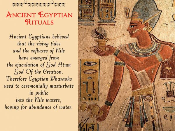 Ancient Egyptian Ritual
