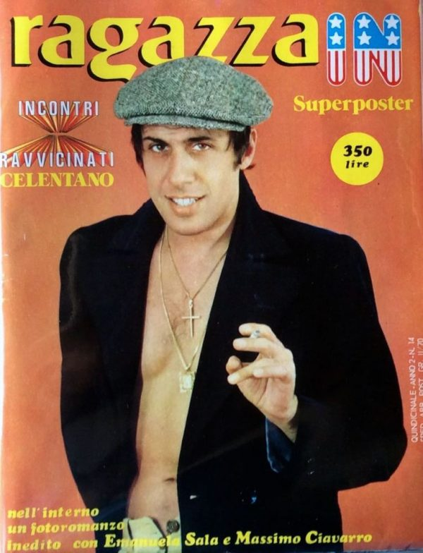 50 Songs By Adriano Celentano
