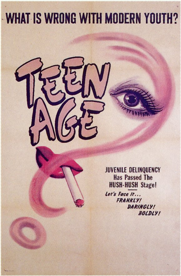 8 Of Lady F's Teenage Kicks