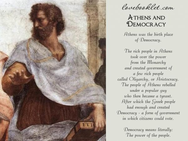 Athens And Democracy