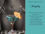 Foreplay: Cocktail