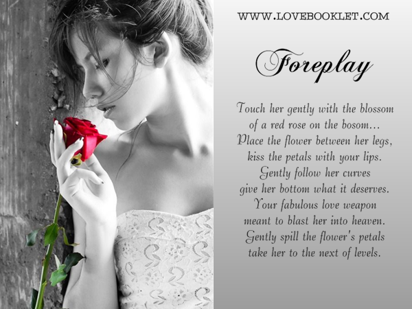 Foreplay: The Rose