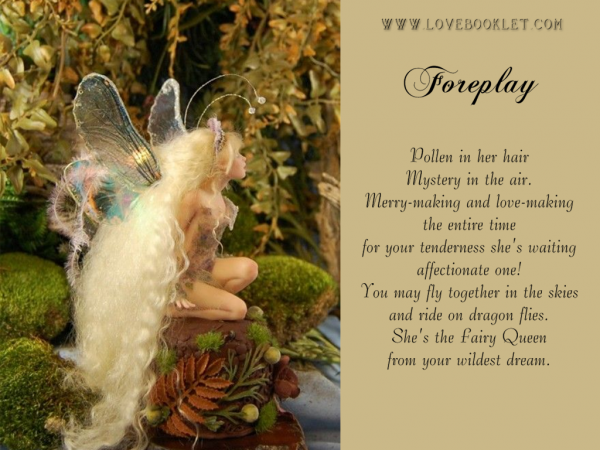 Foreplay: Fairy