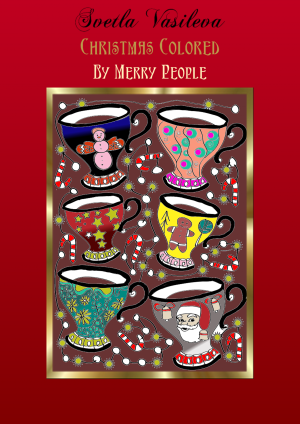 Christmas Colored By Merry People