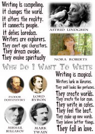 Why Do I Love Writing?