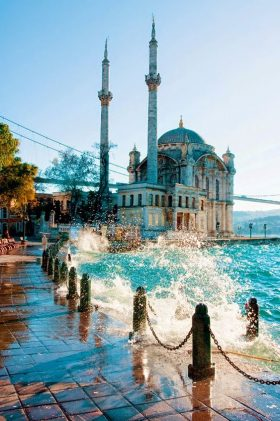Visiting Istanbul - Love Booklet