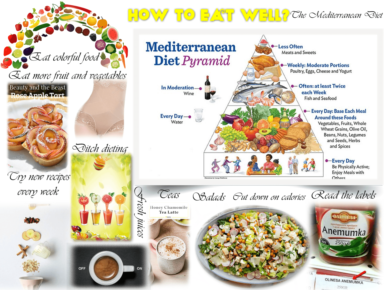 How To Eat Well